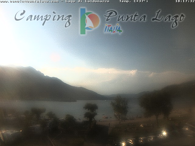 caldonazzo webcam